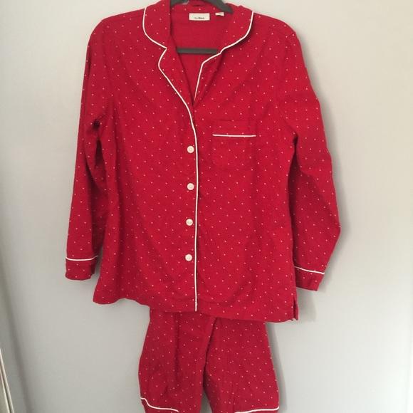 99070ef9ee L.L. Bean Other - L. L. Bean Flannel Pajama set